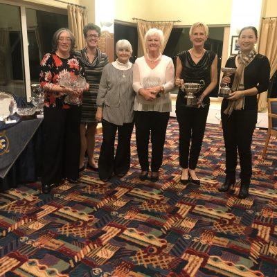 Presentation Major winners 2018